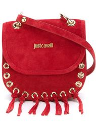 сумка через плечо с бахромой Just Cavalli