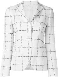 пиджак с сетчатым узором Tagliatore