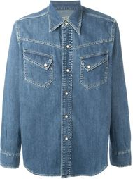 джинсовая рубашка 1950's Western Levi's Vintage Clothing