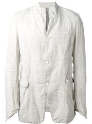 пиджак с воротником-мандарин  Poème Bohémien