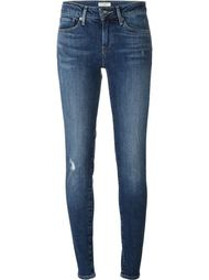 джинсы кроя скинни   Levi's: Made & Crafted