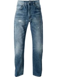 выбеленые джинсы  Levi's Vintage Clothing