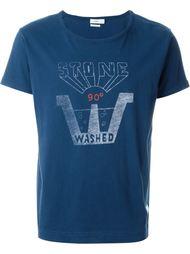 футболка с графическим принтом Closed