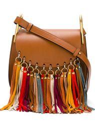 сумка с бахромой 'Hudson' Chloé