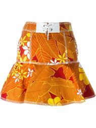 юбка с принтом  Dsquared2