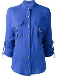 рубашка с карманом  Balmain