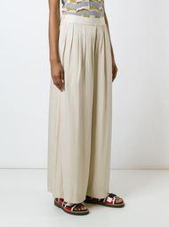 широкие расклешенные брюки Tsumori Chisato