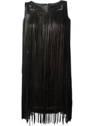 платье с бахромой Jitrois