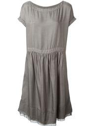 платье миди с короткими рукавами Kristensen Du Nord
