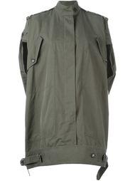 куртка свободного кроя средней длины Roberto Cavalli
