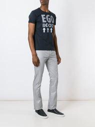 футболка 'Ego boost'  Walter Van Beirendonck Vintage