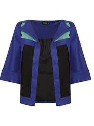 panelled jacket Fernanda Yamamoto