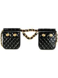 стеганая сумка-пояс Chanel Vintage