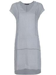 платье в клетку  Jenni Kayne
