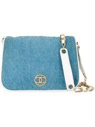 джинсовая сумка через плечо Chanel Vintage