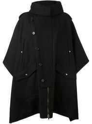свободное пальто 'Keshinki' Diesel Black Gold