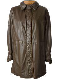 пальто на пуговицах  Gianfranco Ferre Vintage