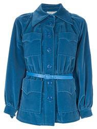 костюм с юбкой и пиджаком Emanuel Ungaro Vintage