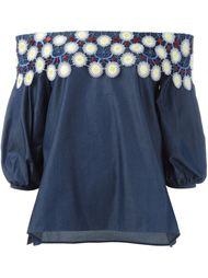 блузка с открытыми плечами 'Pallas' Peter Pilotto