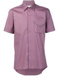 рубашка с вышивкой 'Orb' на кармане Vivienne Westwood Man