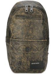 сумка на плечо с потертым эффектом Diesel