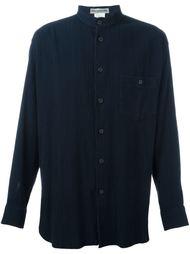 гофрированная рубашка  Issey Miyake Vintage