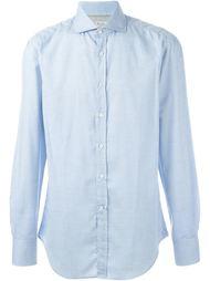 классическая рубашка  Brunello Cucinelli