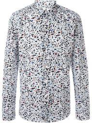 рубашка 'Hand Drawn Spot'  PS Paul Smith