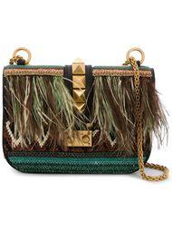 маленькая сумка на плечо  'Glam Lock' Valentino Garavani