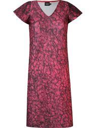 printed neoprene dress Fernanda Yamamoto