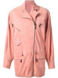 свободная куртка Versace Vintage