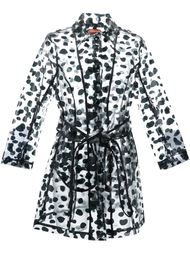 animal print raincoat Growing Pains