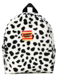 dalmatian print backpack Growing Pains