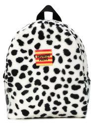 dalmatian print backpack Growing Pains