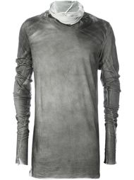свитер с воротником-воронкой  Lost & Found Ria Dunn