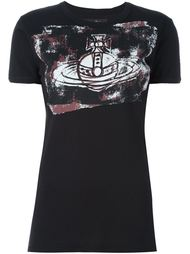 logo print T-shirt Vivienne Westwood Anglomania