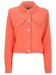 короткий вельветовый пиджак Jean Paul Gaultier Vintage