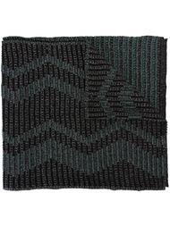 striped scarf M Missoni