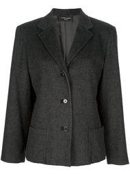 укороченный прямой пиджак Pierre Cardin Vintage