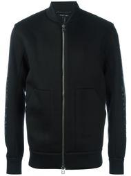 куртка-бомбер с принтом  Helmut Lang