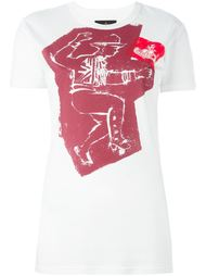man print T-shirt Vivienne Westwood Anglomania