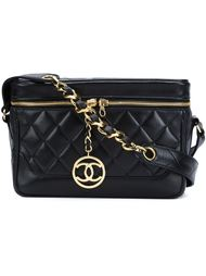 quilted box shoulder bag Chanel Vintage