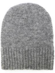 шапка-бини в рубчик Ami Alexandre Mattiussi