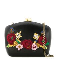 embroidered clutch bag Serpui