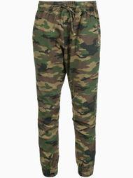спортивные брюки 'Sheera' с камуфляжным принтом  NSF