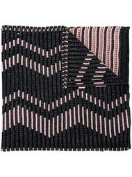 striped scarf M Missoni