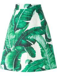юбка из парчи  Dolce & Gabbana