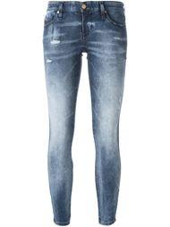 distressed skinny jeans Diesel