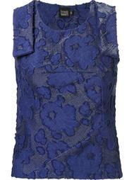 sleeveless blouse Fernanda Yamamoto