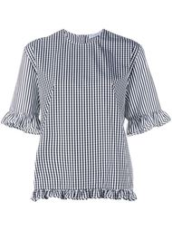 checked blouse J.W. Anderson